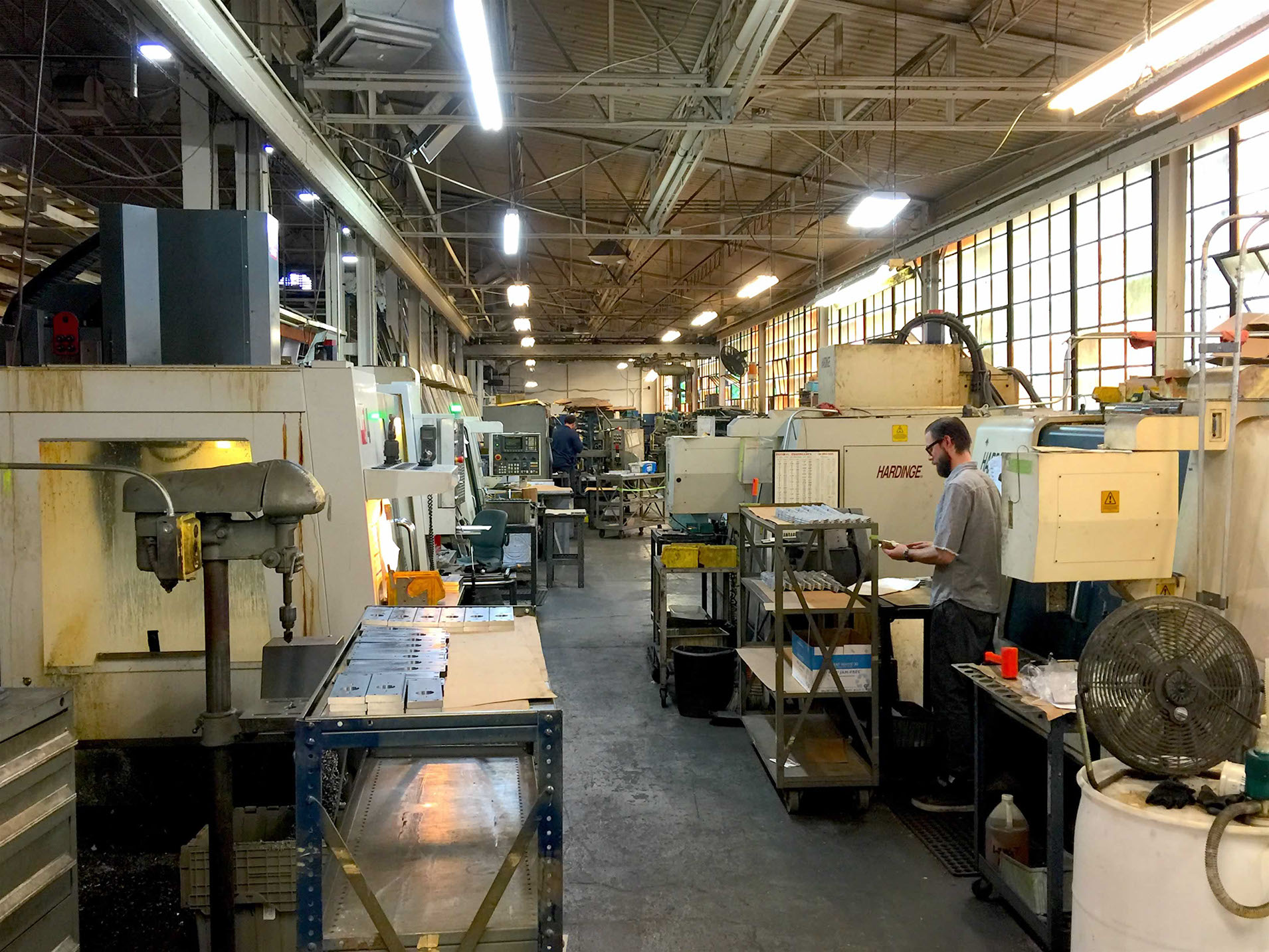 Metal Fabrication Shop Cleveland Ohio Tendon Inc